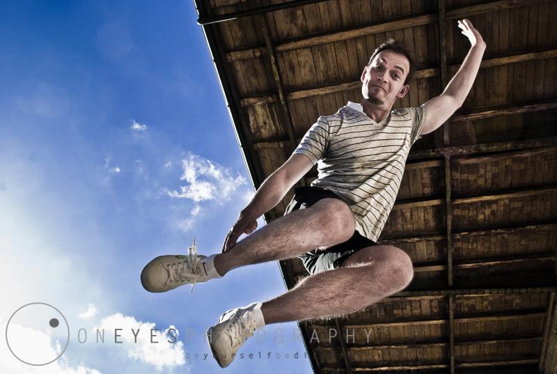 Lifestyle-Fotoshooting mit Hendrik in Zürich