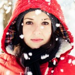 Foto-Shooting im Winter