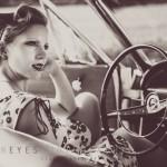Foto-Shooting 50er Jahre