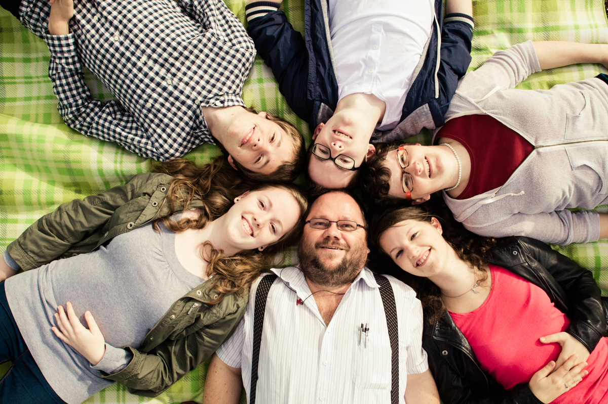 Familienfotos Schmerikon