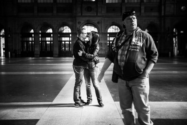 Verlobten-Foto-Shooting Zürich