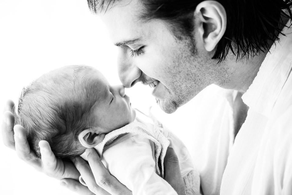 Foto-Shooting Neugeborene