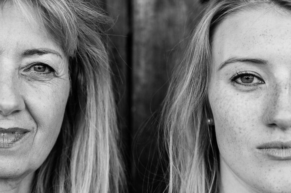 Foto-Shooting zu zweit mit Mama Volketswil bei Zürich