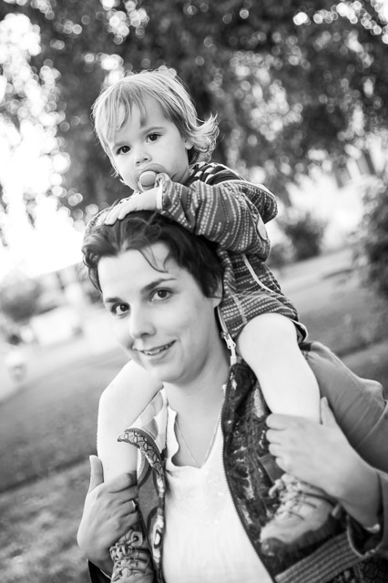 Familien-Foto-Shooting Rapperswil