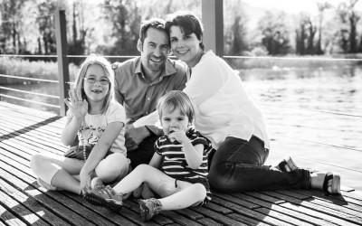 Familien-Foto-Shooting in Rapperswil