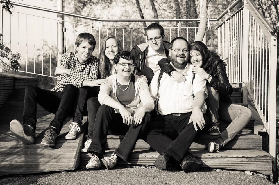 Familien-Foto-Shooting Schmerikon