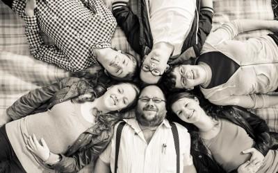 Familien-Foto-Shooting in Schmerikon