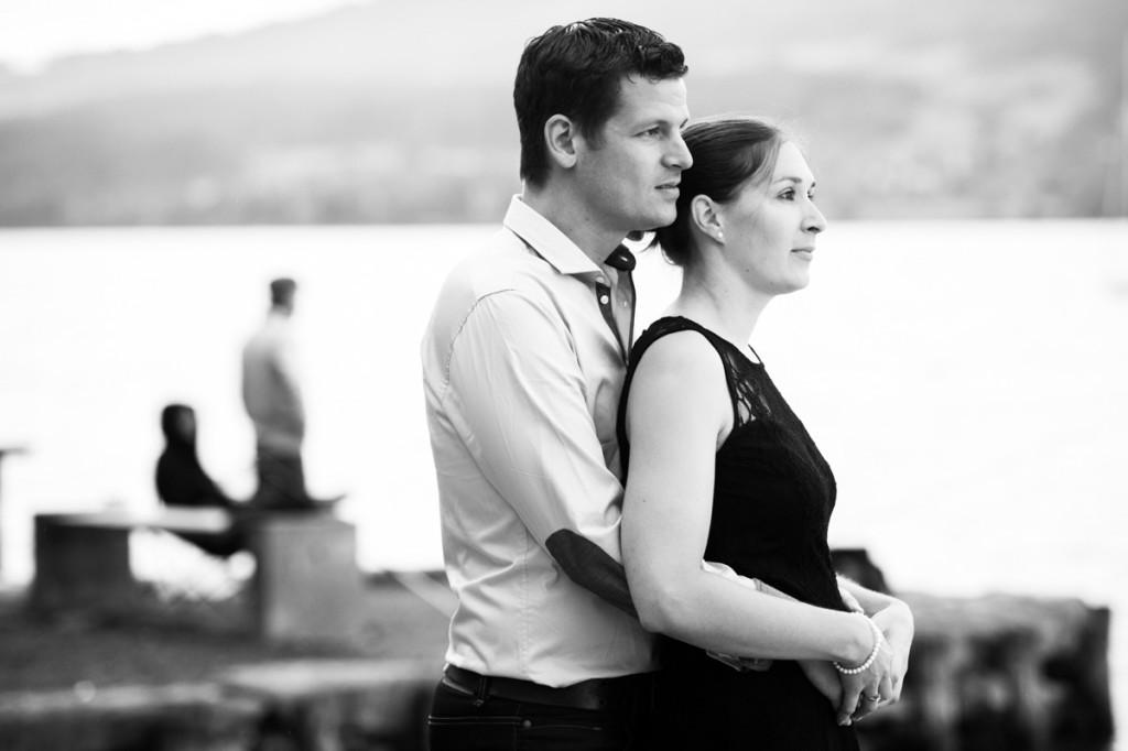 Pärchen Foto Shooting vor Hochzeit