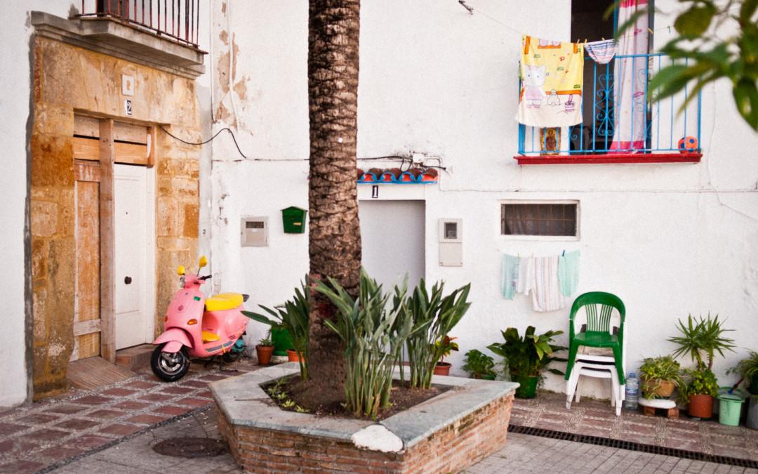 Postkarten aus Andalusien. 2010