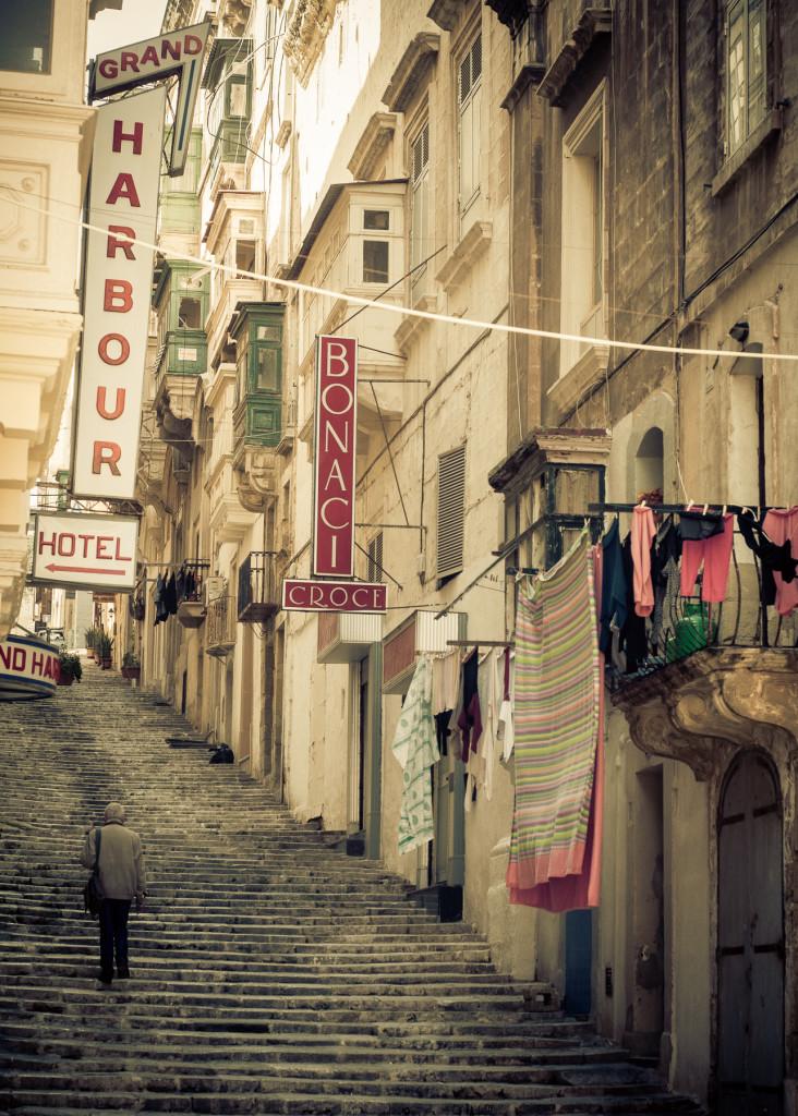 Urlaub in Malta 2012