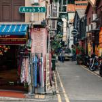 Arab Street, Singapur