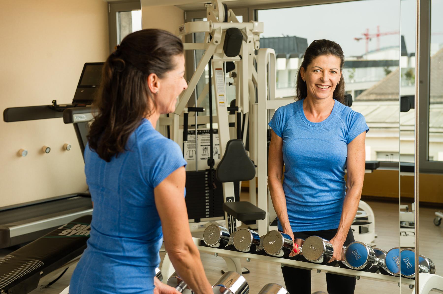 Fitness Fotos Reportage