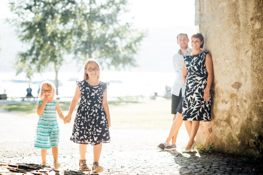Familien Foto Shooting Greifensee