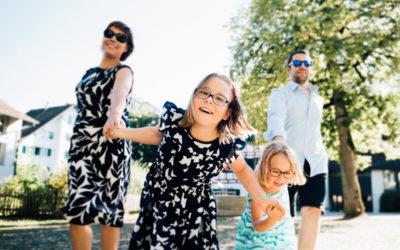 Familienfotos am Greifensee