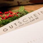 Geschenkidee Weihnachten Gutschein Foto-Shooting