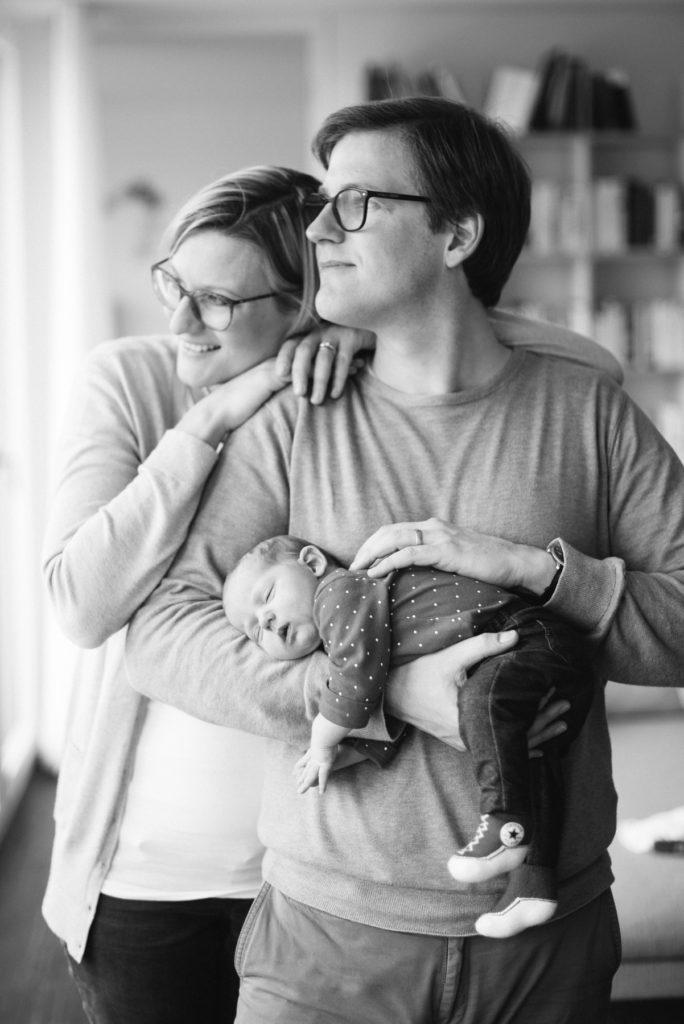 Fotoshooting Newborn Zurich
