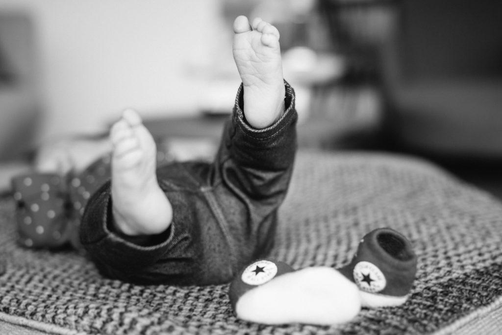 Familienfotos Neugeborenes Zürich