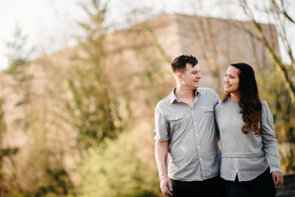 Verlobungsfotos in Uster