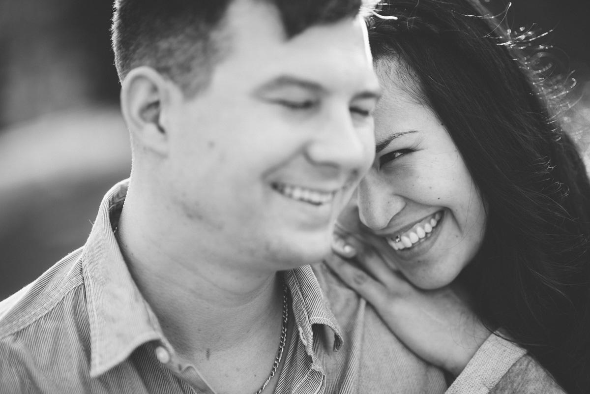 Foto-Shooting Verlobung