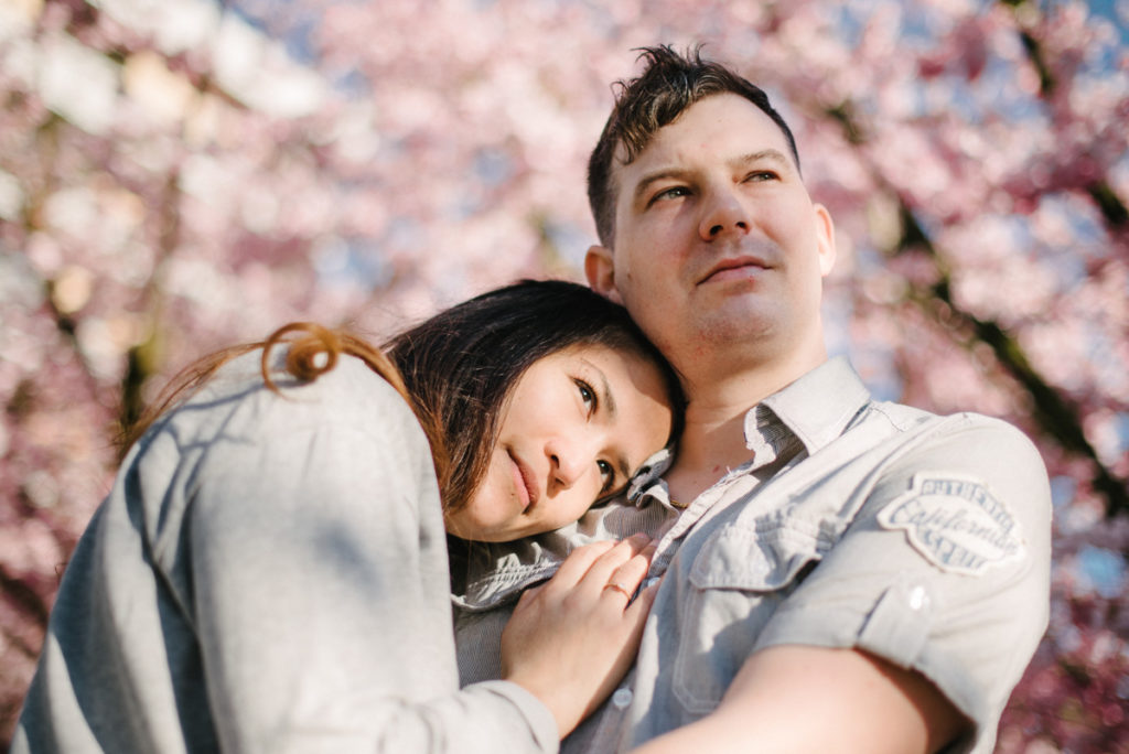 Fotoshooting Uster Verlobung