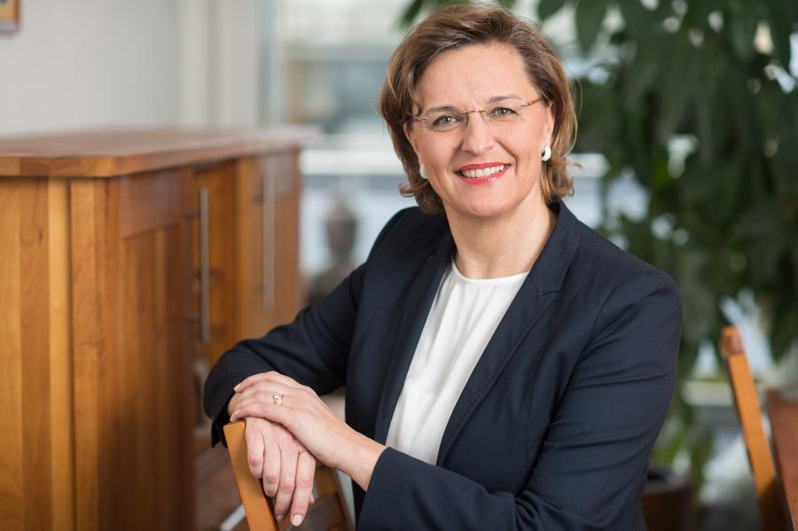 Portrait Business Frau