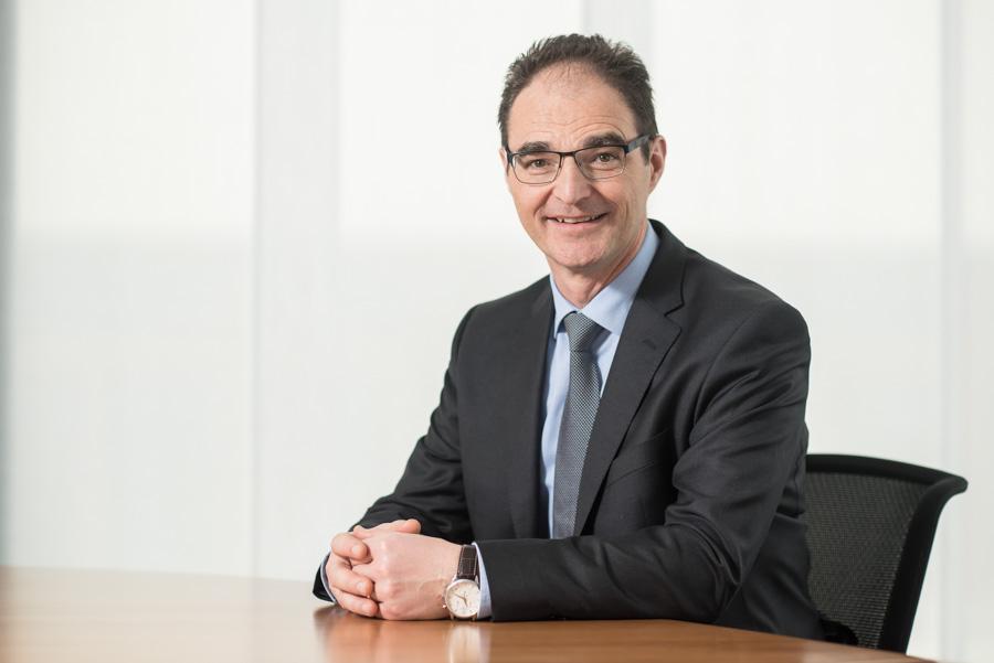 Portrait CEO