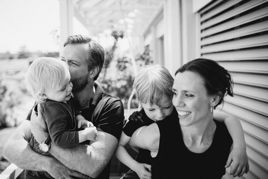 Familienfotos Zürich draussen