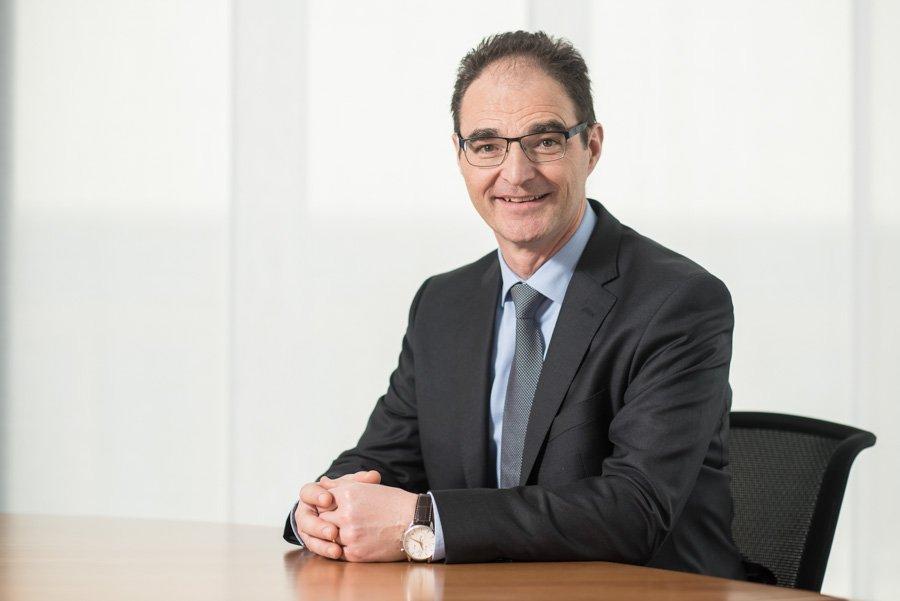 Porträt Foto CEO Zürich