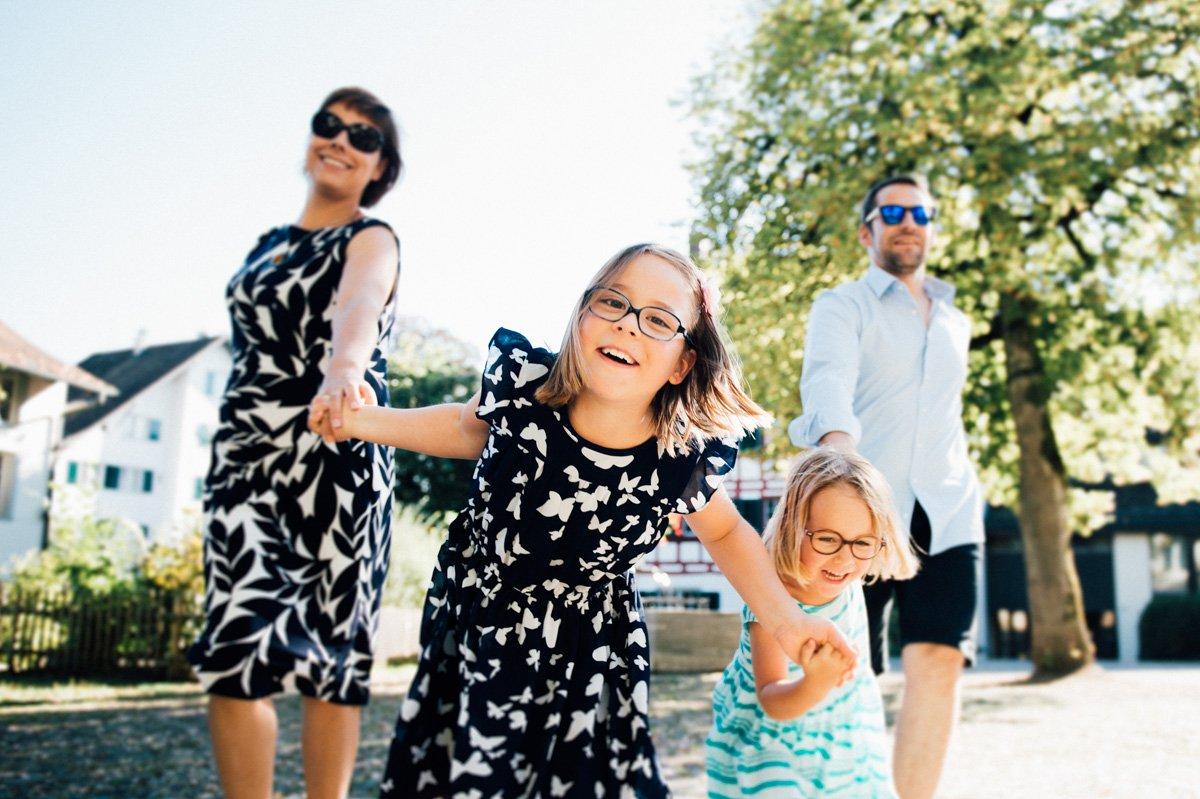 Familienfotos Greifensee