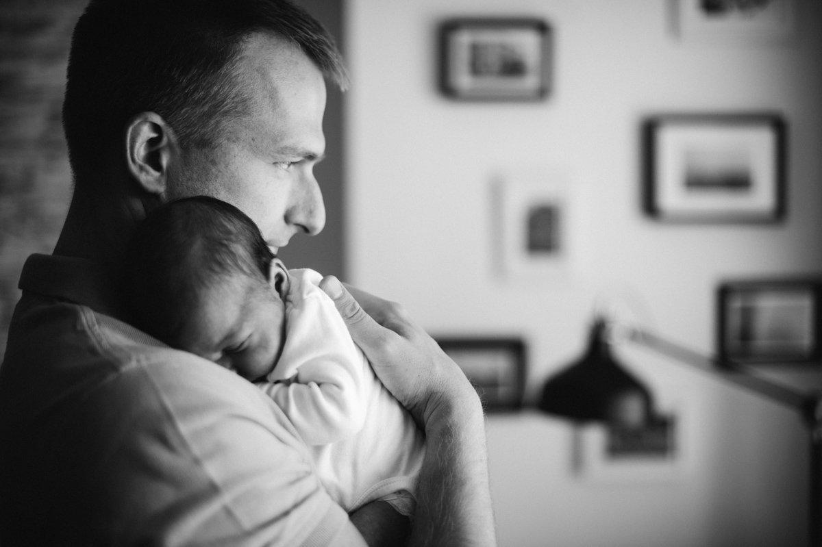 Zürich Fotoshooting Neugeborenes