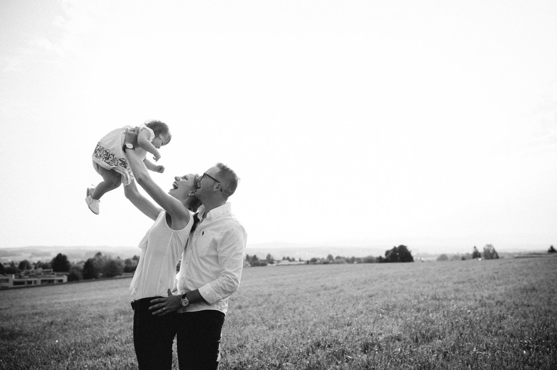 Fotograf Familie Zuerich