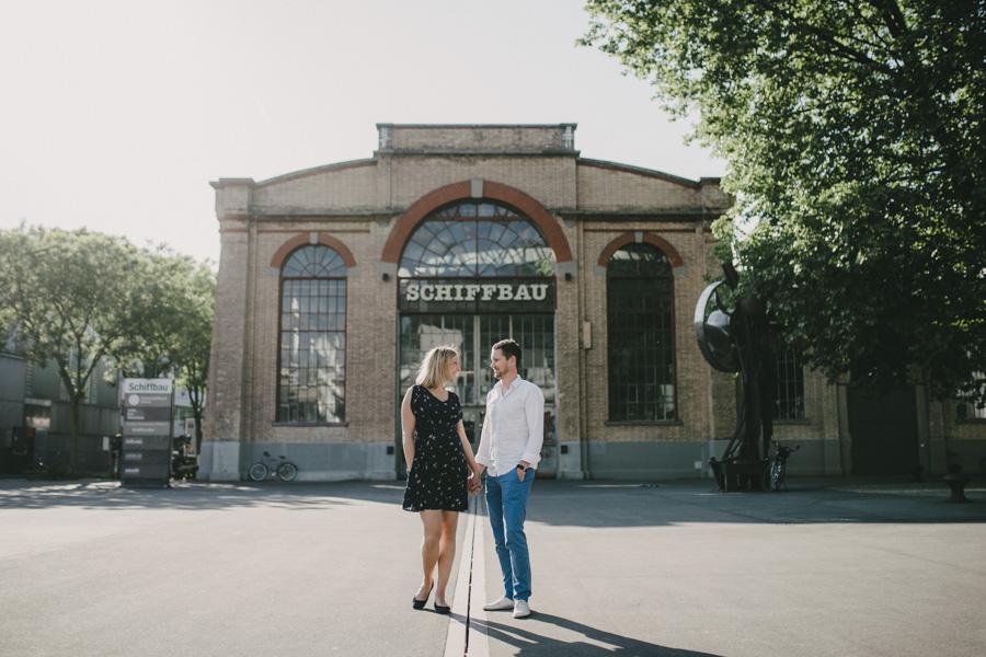 Fotoshooting Paar Zürich Kreis 5