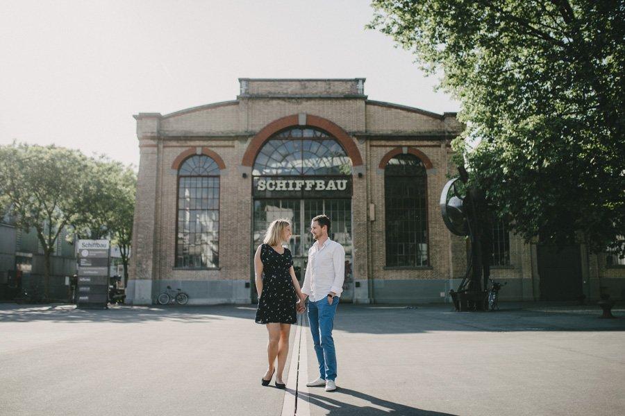 Fotoshooting zu zweit in Zürich
