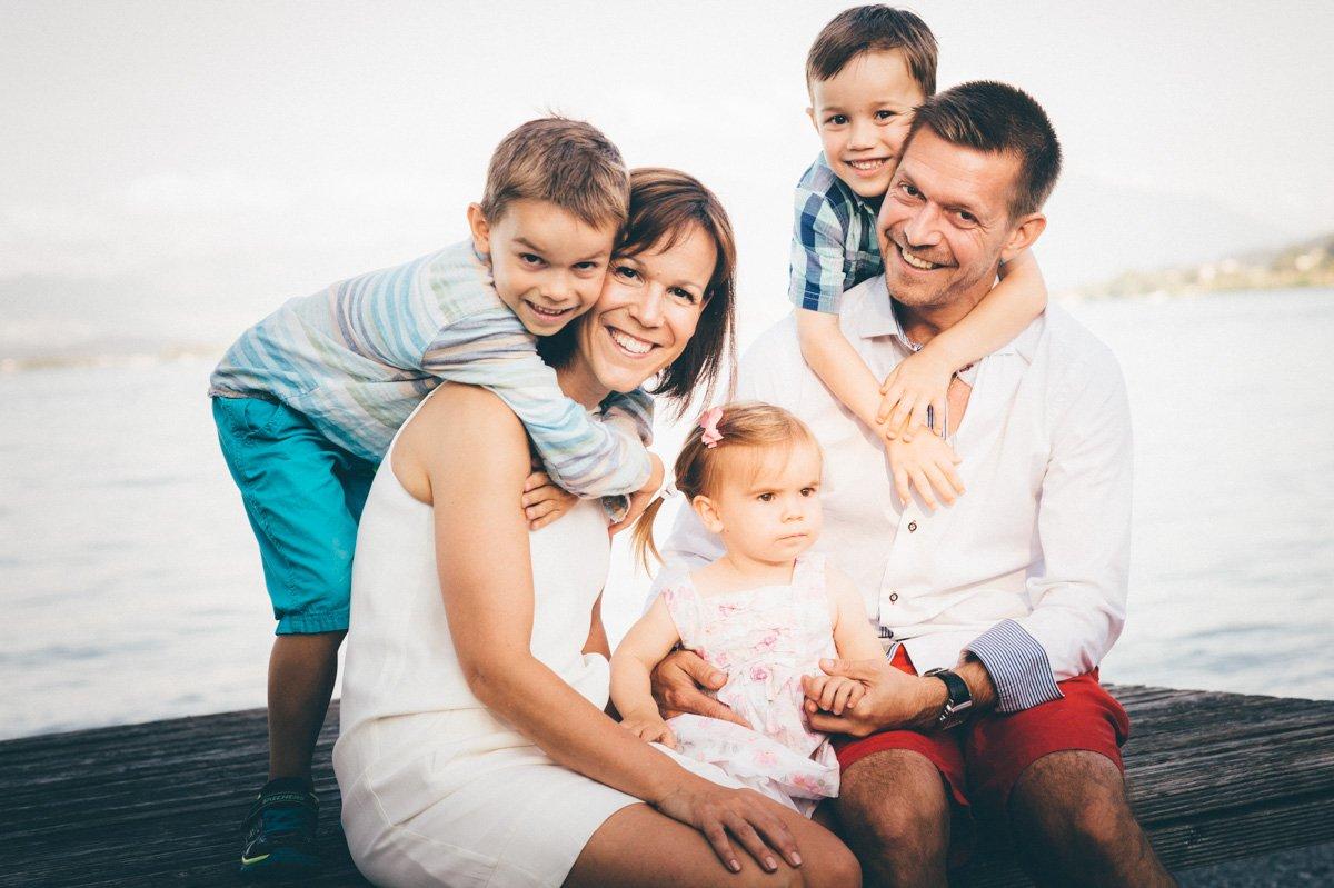 Zürich Familienfotos draussen