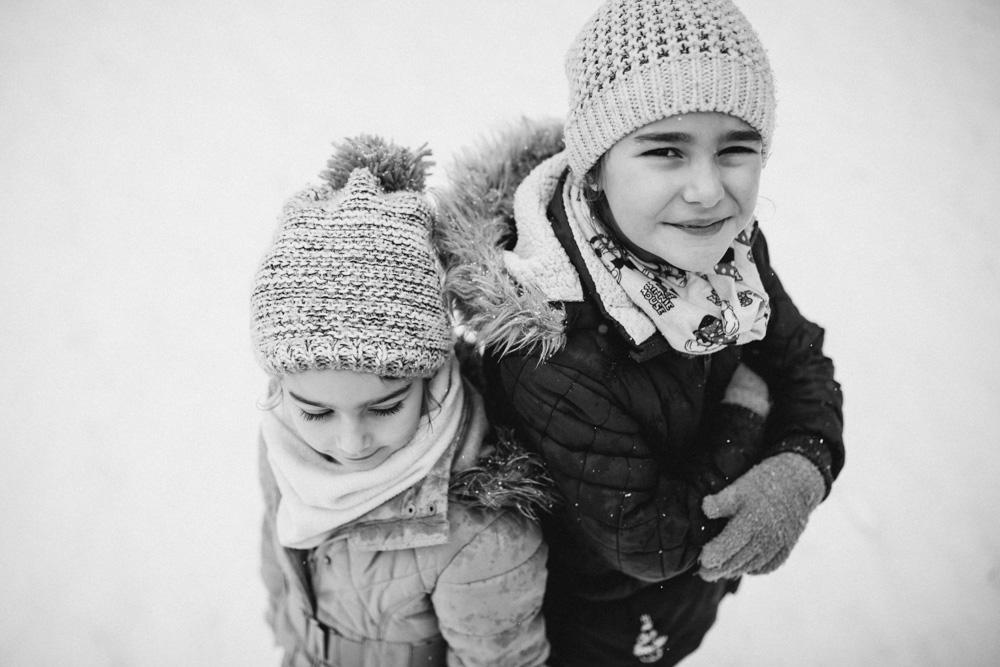 Fotoshooting Geschwister