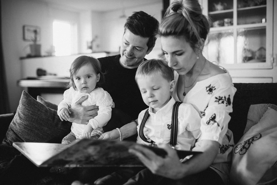 Fotoshooting Familie Zürich