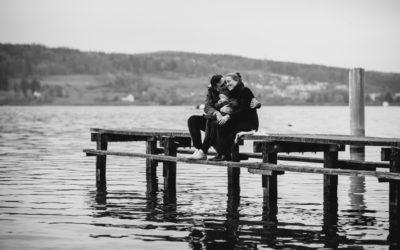 Familien Fotoshooting am Greifensee