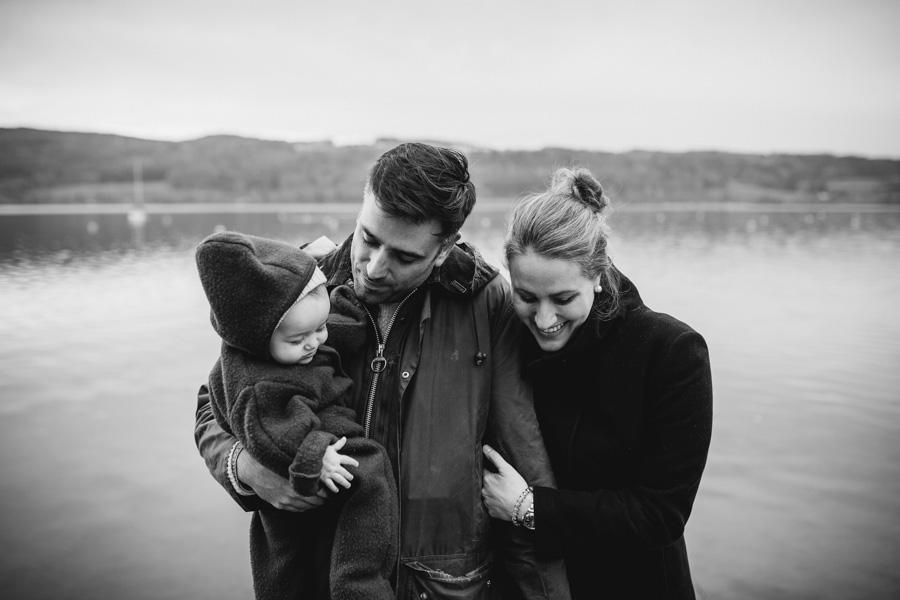 Familien-Fotoshooting am Greifensee