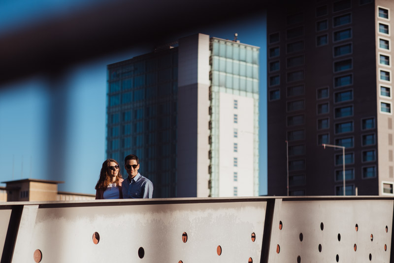 Foto Shooting Paare Zürich draussen