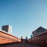 Fotoshooting an der frischen Luft