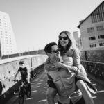 Fotoshooting draussen Zürich